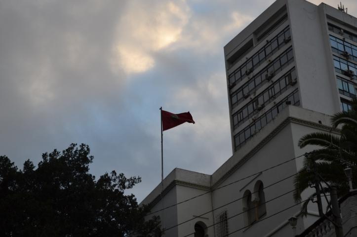 Embajada de Marruecos - Argel, Argelia / Moroccan Embassy - Algiers, Algeria / Por: Blog de Banderas