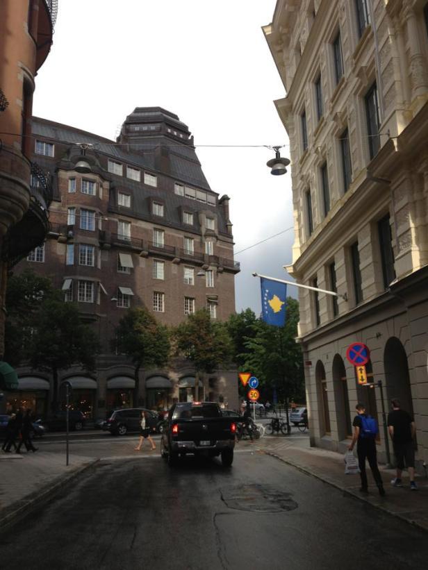Embajada de Kosovo - Estocolmo, Suecia / Embasssy of Kosovo - Stockholm, Sweden / Por: Juan Antonio Torres