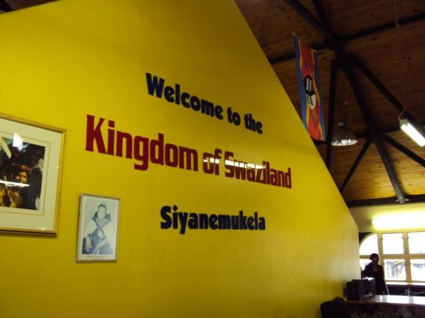 Bandera de Swazilandia - Ngwenya, Swazilandia
