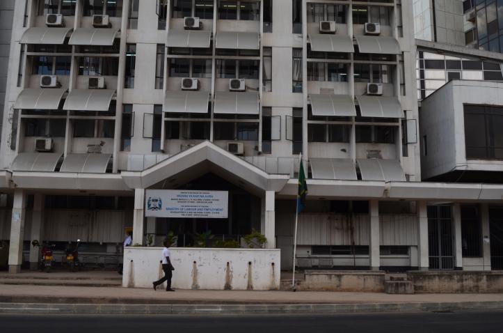 Dar es Salaam, Tanzania / Por: Blog de Banderas