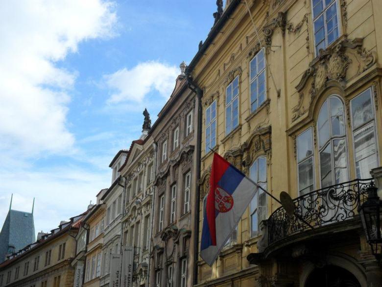 Embajada de Serbia - Praga, República Checa / Serbian Embassy - Prague, Czech Republic / Por: Fernando Olmos Galleguillos
