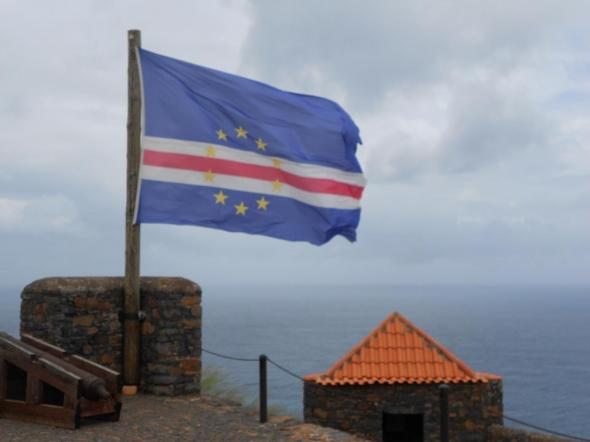 Fortaleza en la Isla de Sal, Cabo Verde / Fortress on Sal Island in Cape Verde / Por: Colaborador anónimo