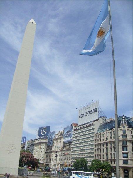 Buenos Aires, Argentina / Por: Fernando Olmos Galleguillos