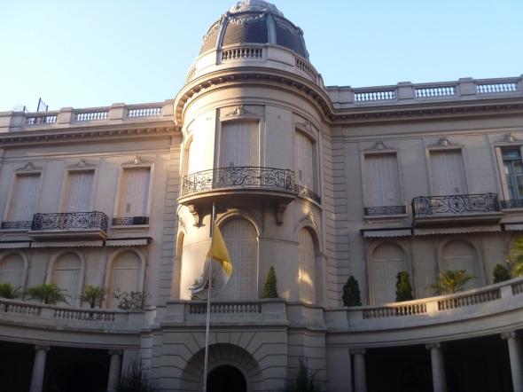 Bandera del Vaticano - Buenos Aires, Argentina