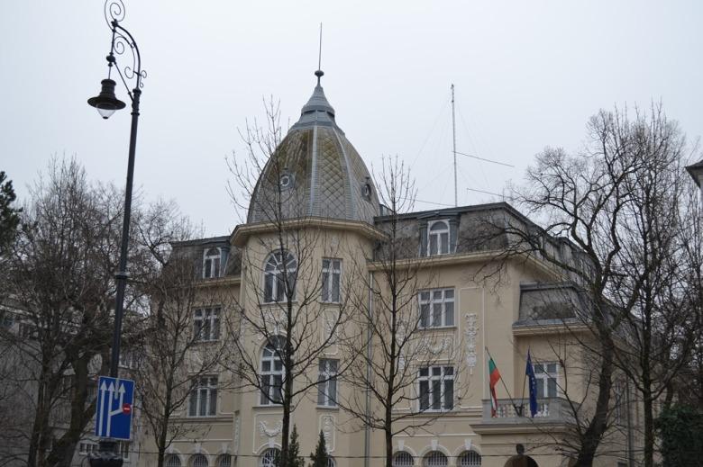 Embajada de Bulgaria en Budapest, Hungría / Embassy of Bulgaria in Budapest, Hungary / Por: Blog de Banderas
