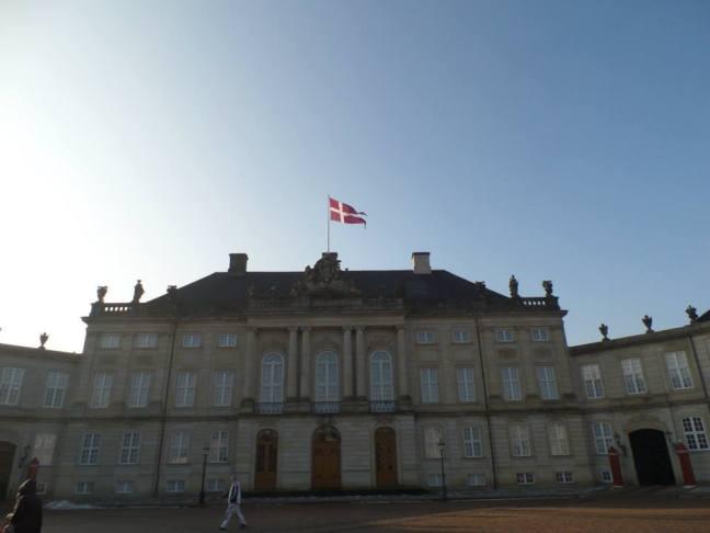 Resultado de imagen para palacio de gobierno dinamarca