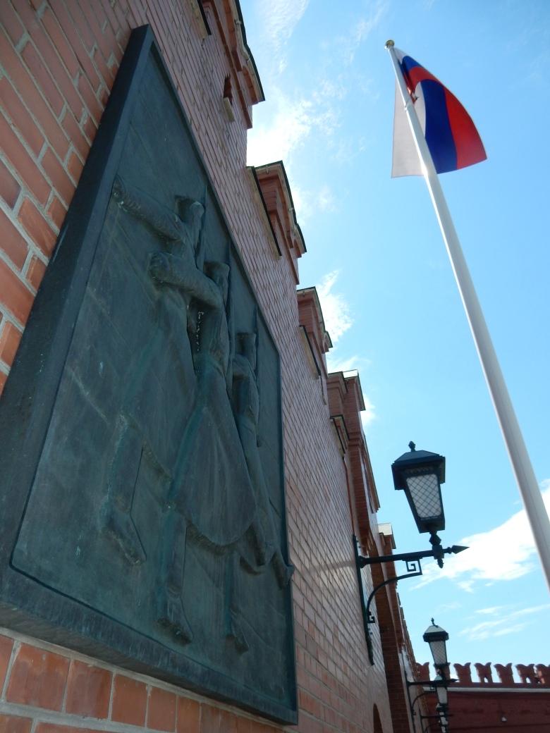 Tumba del Soldado Desconocido - Moscú, Rusia / Tomb of the Unknown Soldier - Moscow, Russia / Por: Daniel Vinuesa