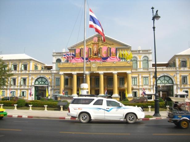 Bandera de Tailandia - Bangkok, Tailandia