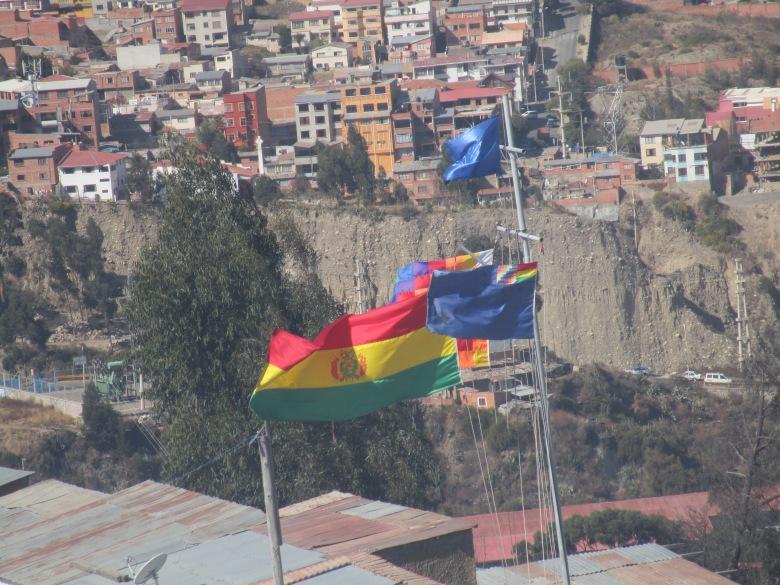La Paz, Bolivia (Cortesía: Carlos Plancton)