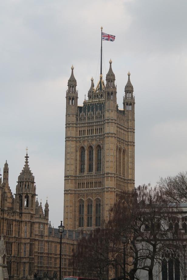 Palacio de Westminster - Londres, Reino Unido / Westminster Palace - London, United Kingdom / Por: Coke González