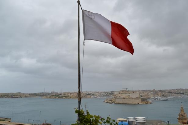 La Valletta, Malta / Valletta, Malta / Por: Blog de Banderas