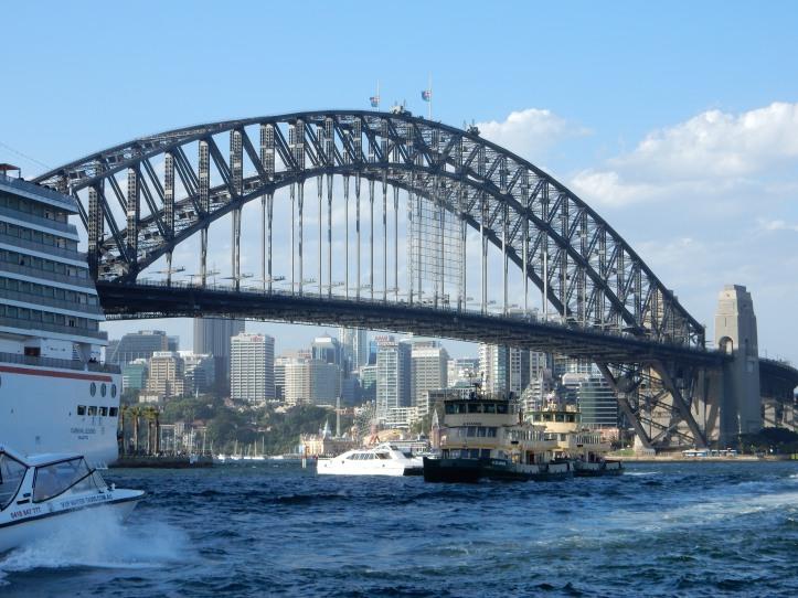 Sydney, Australia / Por: Daniel Vinuesa (España)