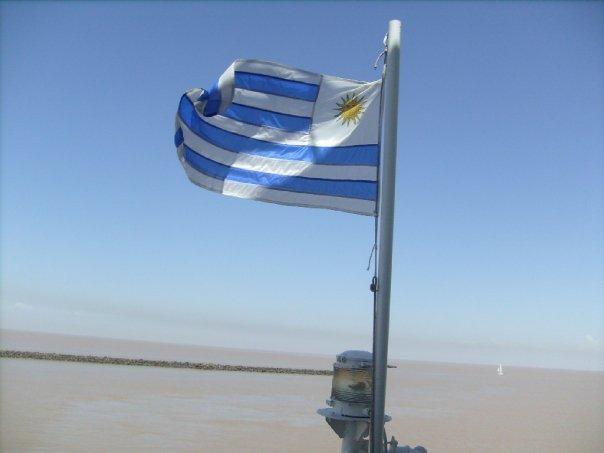 Río de la Plata, Uruguay / La Plata River, Uruguay / Por: Fernando Olmos Galleguillos