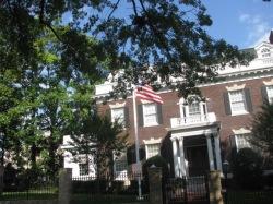 Bandera de Liberia - Washington, Estados Unidos