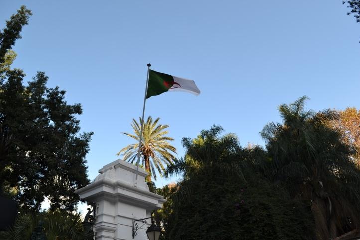 Jardines de Essaï - Argel, Argelia / Essaï Gardens - Algiers, Algeria / Por: Blog de Banderas