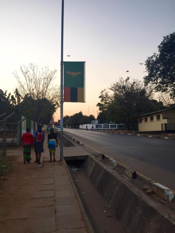 Livingstone, Zambia / Por: Juan Antonio Torres