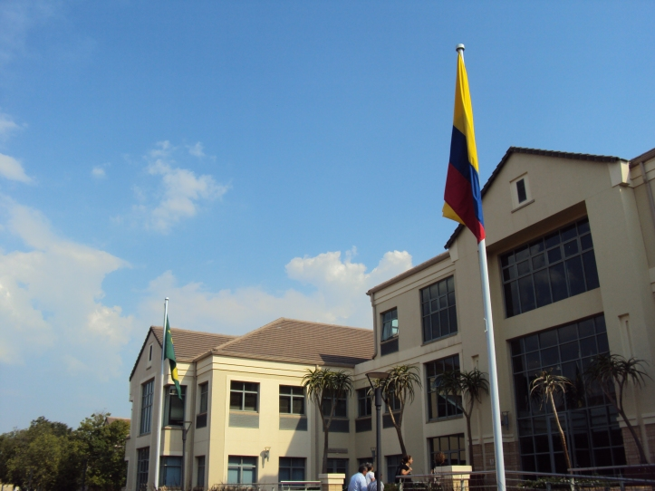 Embajada de Colombia en Pretoria