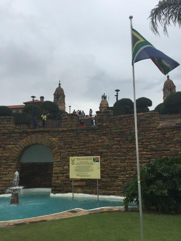 Palacio Presidencial - Pretoria, Sudáfrica / Union Buildings - Pretoria, South Africa / Por: Blog de Banderas