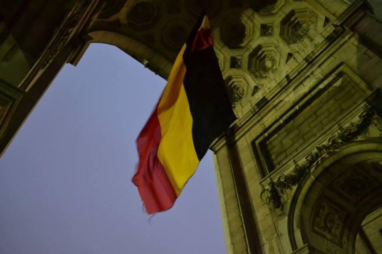 Bandera Bélgica (1)