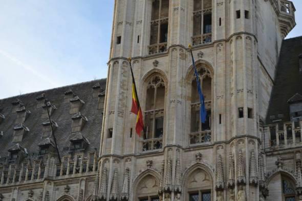 Bandera Bélgica (9)