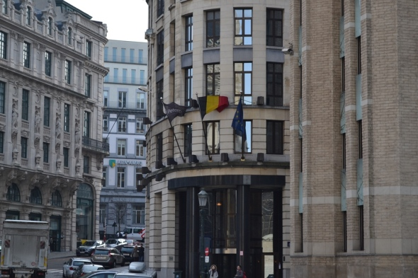 Bruselas, Bélgica / Brussels, Belgium / Por: Blog de Banderas