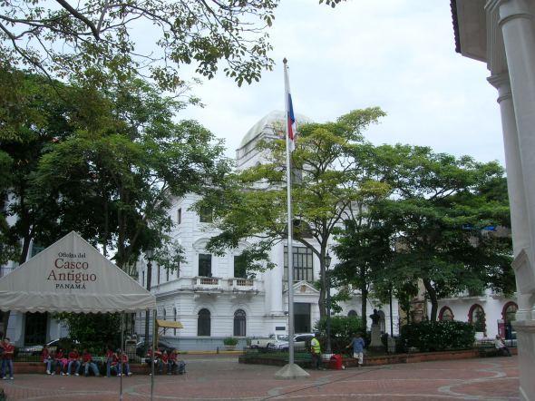 Casco antiguo de PANAMA