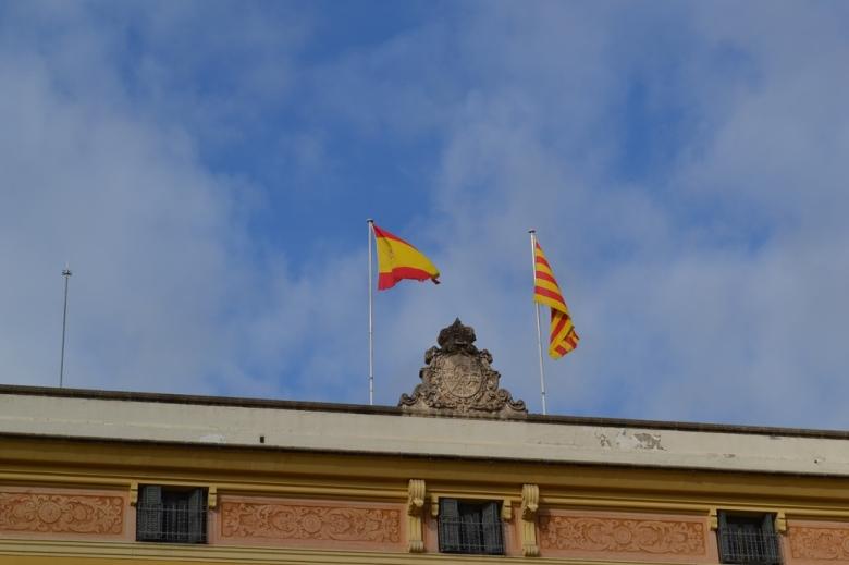 Palacio Real de Pedralbes - Barcelona, España / Pedralbes Royal Palace - Barcelona, Spain / Por: Blog de Banderas