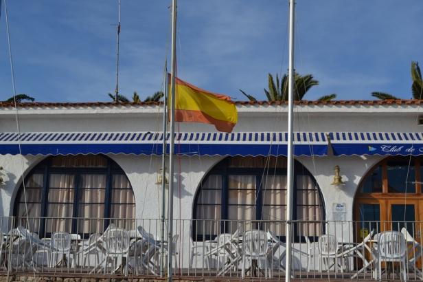 Sitges, España / Sitges, Spain / Por: Blog de Banderas