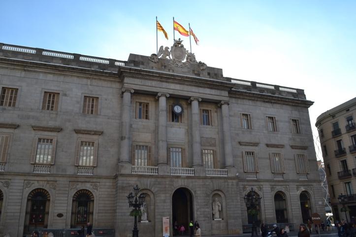 Barcelona, España / Barcelona, Spain / Por: Blog de Banderas