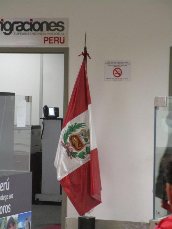 Frontera entre Perú y Bolivia / Bolivia - Peru Border / Cortesía: Carlos Plancton