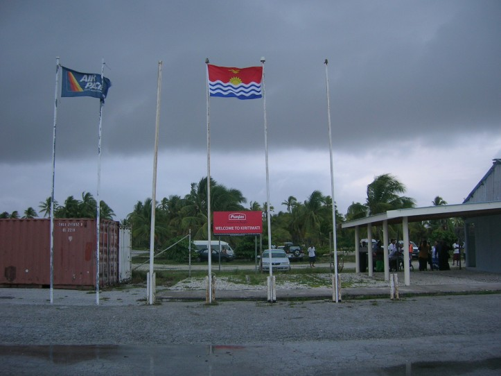 Isla de Christmas, or Kiritimati, KIRIBATI