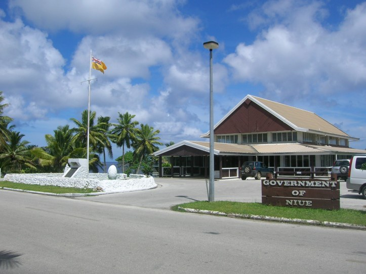 Isla de NIUE
