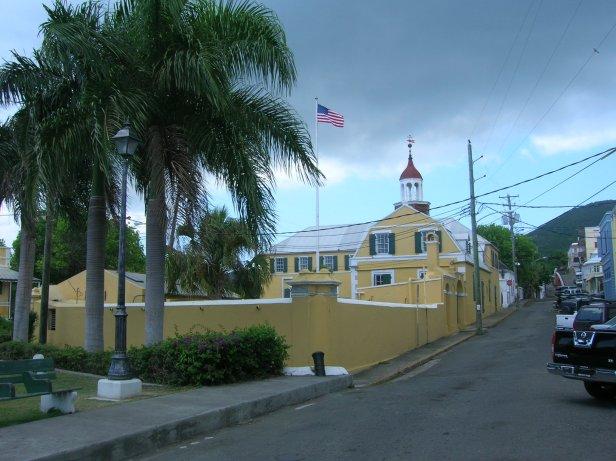 Isla de Saint John, (Islas Virgenes), ESTADOS UNIDOS