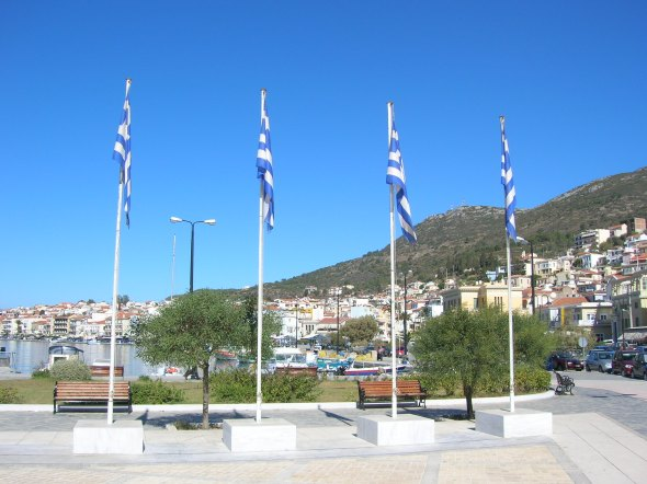 Isla de Samos, GRECIA