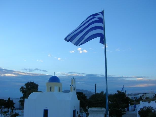 Isla de Santorini, GRECIA