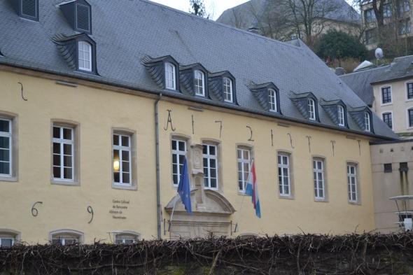 Ciudad de Luxemburgo, Luxemburgo / Luxembourg City, Luxembourg / Por: Blog de Banderas