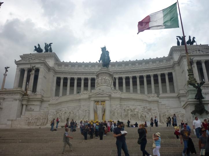 Monumento Nazionale a Vittorio Emanuele II - Roma 2