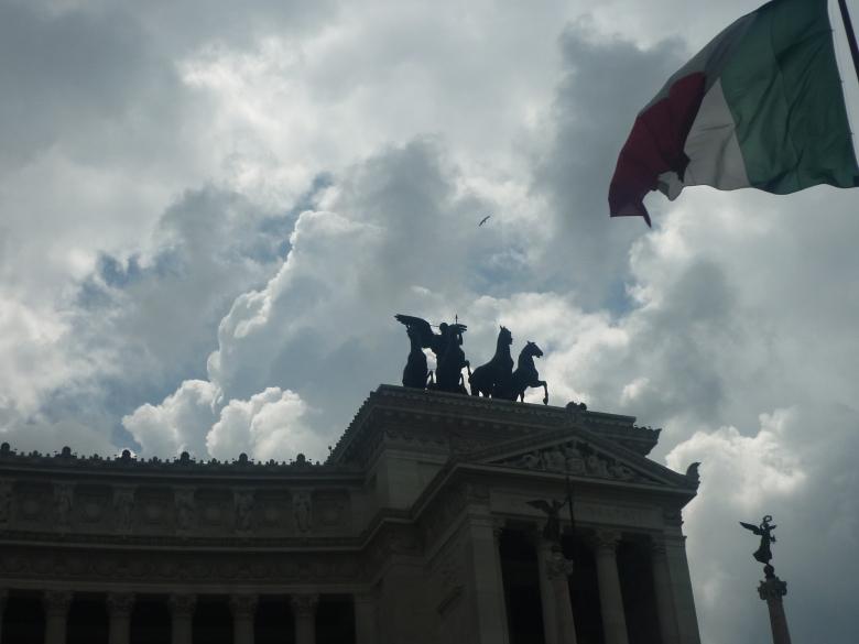 Monumento Nazionale a Vittorio Emanuele II - Roma