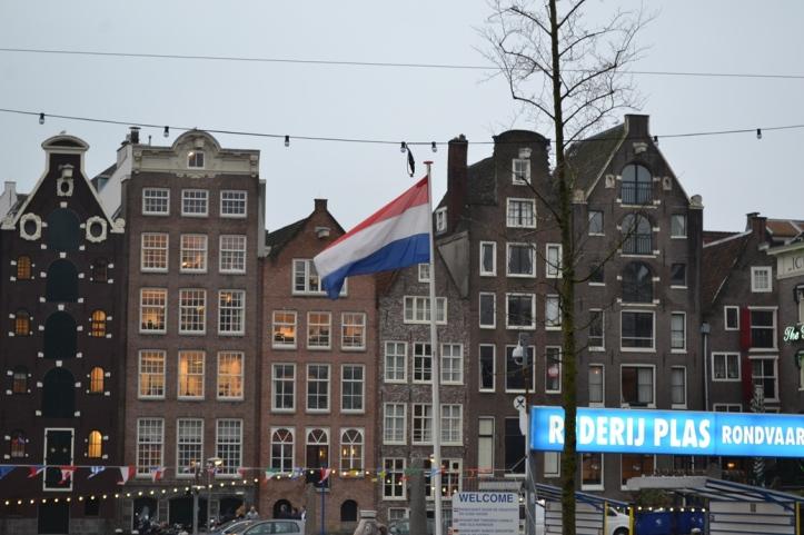 Ámsterdam, Países Bajos / Amsterdam, Netherlands / Por: Blog de Banderas