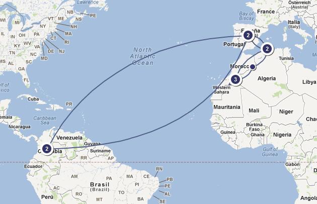 Un viaje a los territorios liberados del sahara occidental for Viajes ecuador madrid oficinas