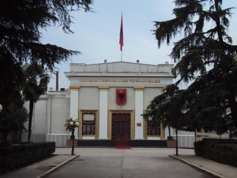 Parlamento de Albania