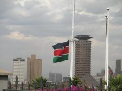 kenya-flag-half-mast-mourning