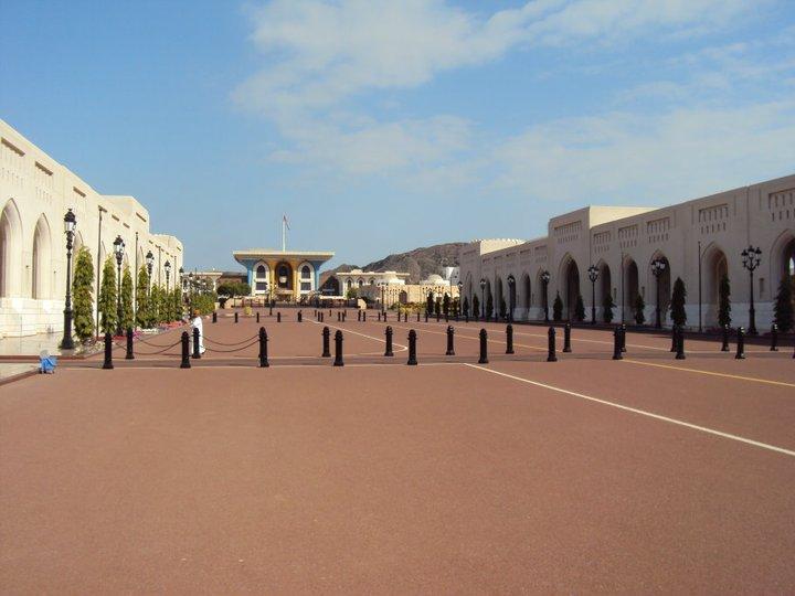 Panorámica del Palacio del Sultán