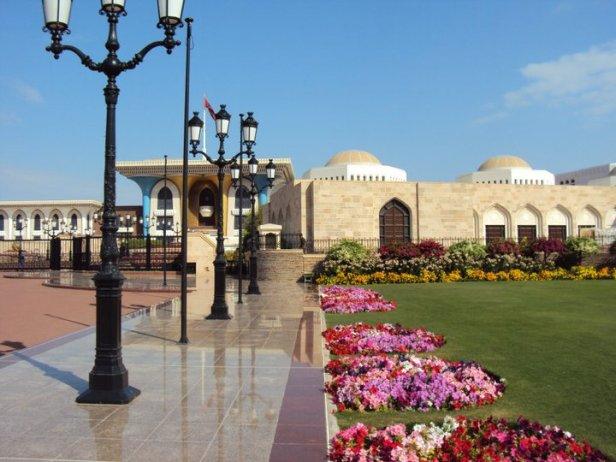 Palacio del Sultán