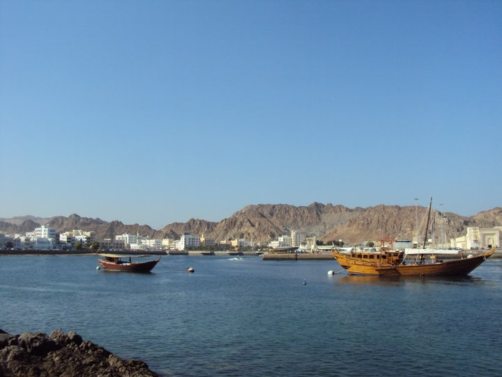 Bahía de Muttrah