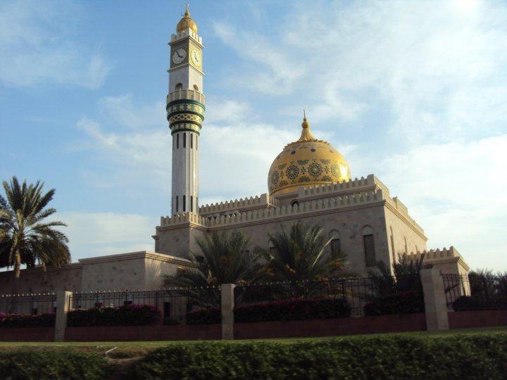 Mezquita en Qu'rum