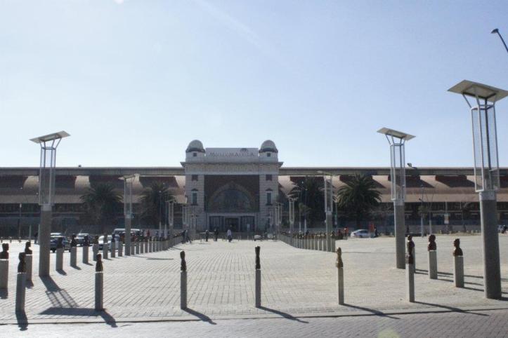 Museo de África en Johannesburgo