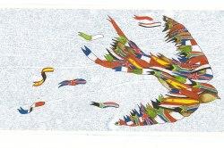 bird flag 2