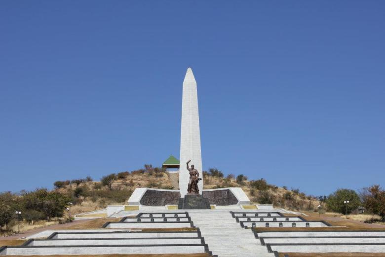 Acres de los Héroes - Windhoek, Namibia