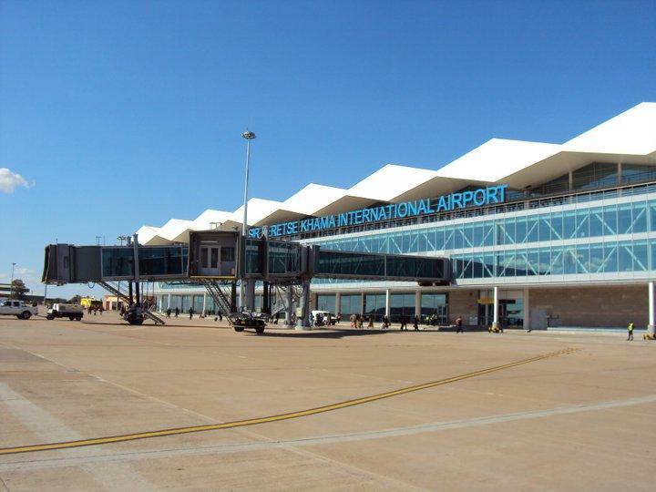 Aeropuerto Internacional Sir Seretse Khama de Gaborone